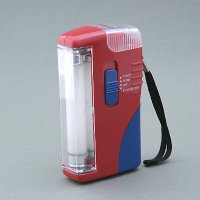 4 AA Cells Multi-Function Mini Light